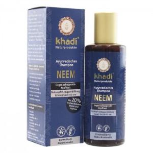 Șampon anti-mătreață cu neem