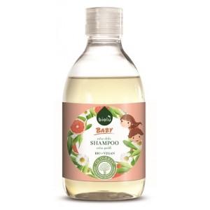 Șampon ecologic cu ulei de grapefruit pentru copii 300ml