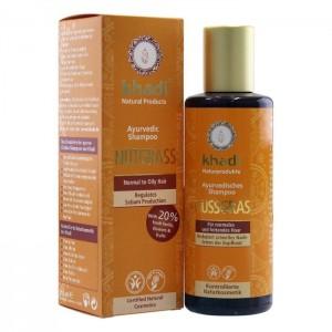 Șampon pentru păr normal și gras cu nutgrass