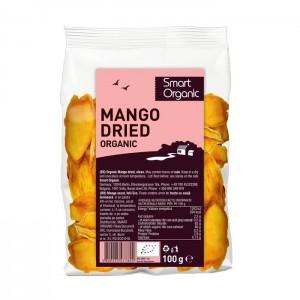 Mango uscat și feliat bio 100g