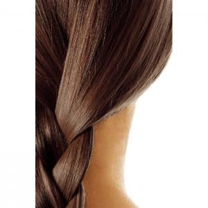 Vopsea de păr naturală șaten auriu