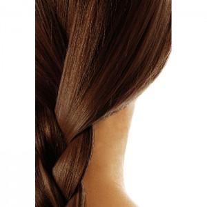 Vopsea de păr naturală șaten mediu