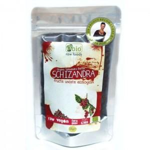 Schizandra fructe uscate 125g