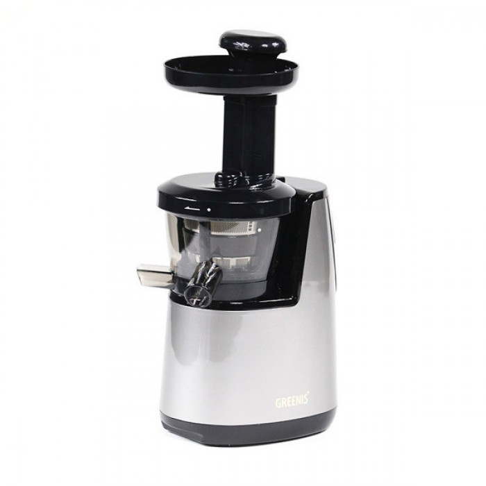 Slow Juicer Greenis : Greenis Slow Juicer - storc?tor electric prin presare la rece - Greenis